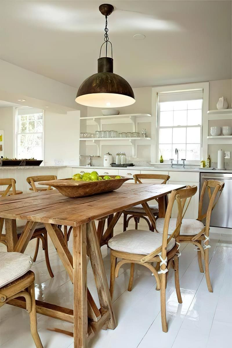 Кухонний стіл чи острів: що краще вибрати 4