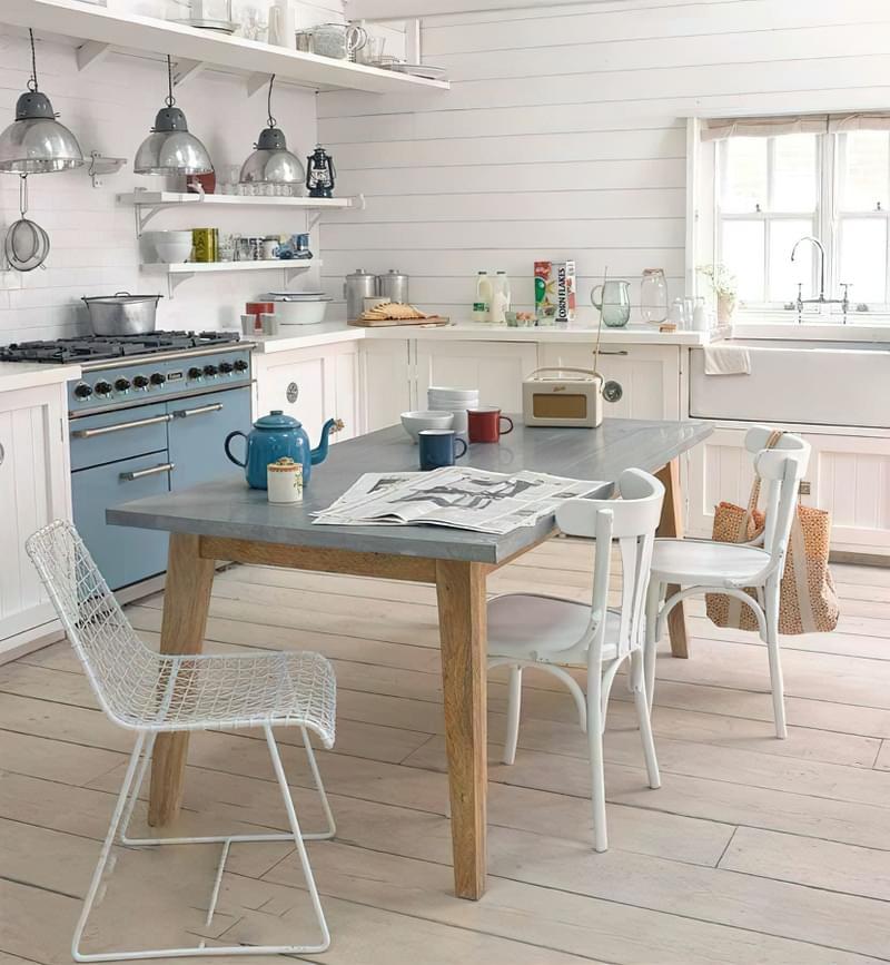 Кухонний стіл чи острів: що краще вибрати 6