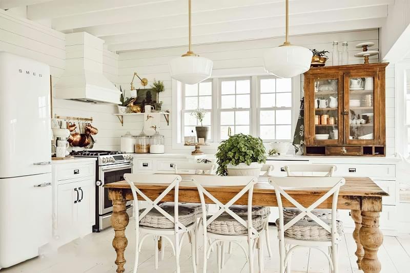 Кухонний стіл чи острів: що краще вибрати 9