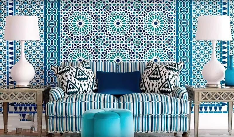 Марокканська плитка зеллідж: особливості та фото 3