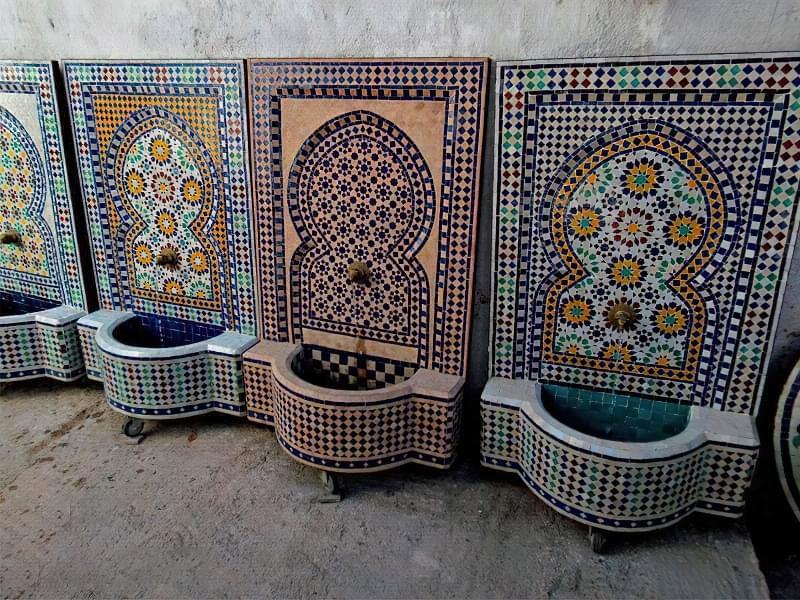 Марокканська плитка зеллідж: особливості та фото 6