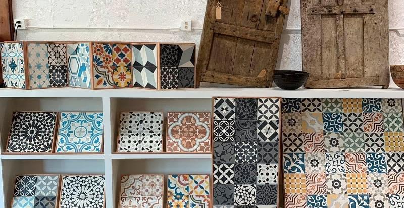 Марокканська плитка зеллідж: особливості та фото 7