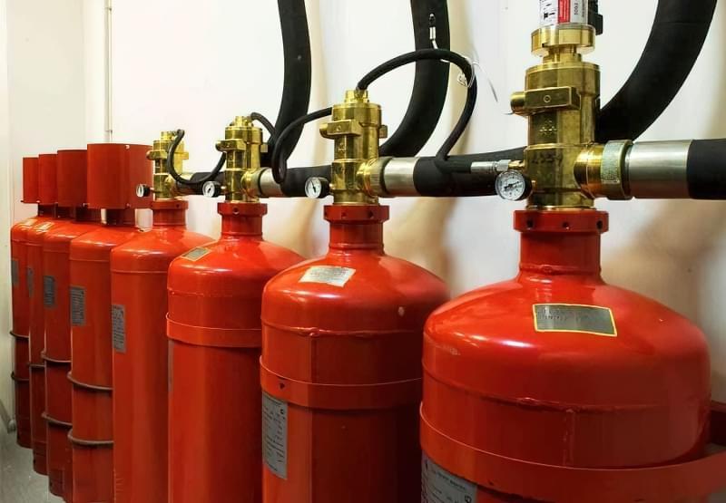 Опалення приватного будинку газовими балонами 1