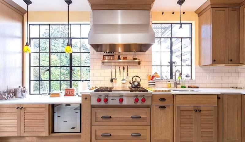 Ремонт кухні для літніх людей: що потрібно врахувати 5