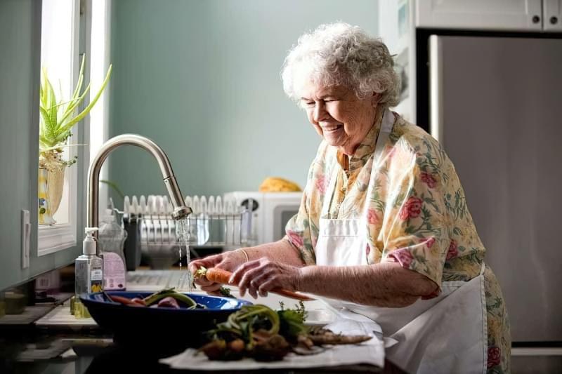 Ремонт кухні для літніх людей: що потрібно врахувати 1