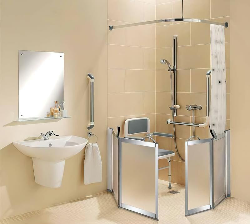 Ремонт ванної кімнати для літніх людей: що потрібно врахувати 3