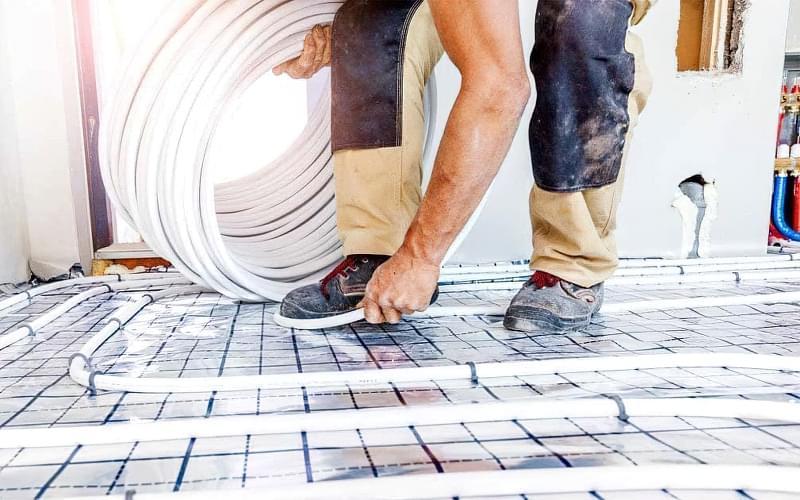 Різновиди матів для теплої підлоги 1