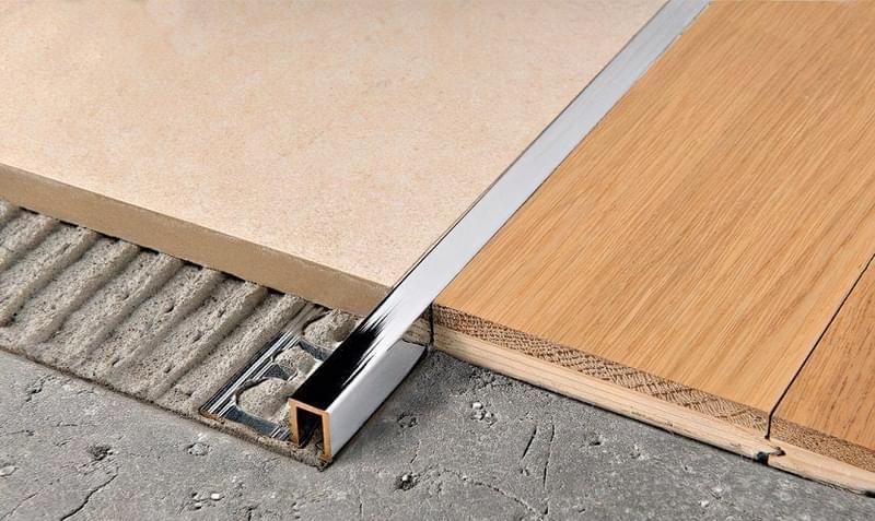Стик підлогових покриттів складної форми 3