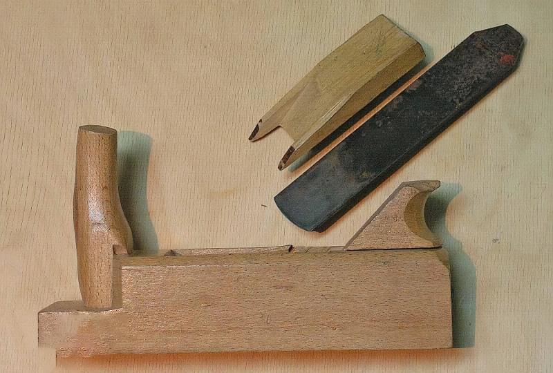 Шерхебель, рубанок, фуганок: особливості та відмінності інструментів 3