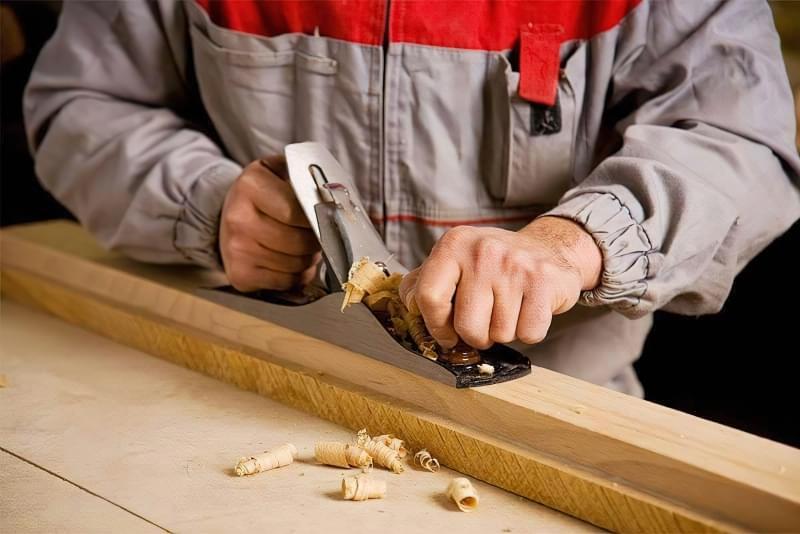 Шерхебель, рубанок, фуганок: особливості та відмінності інструментів 5