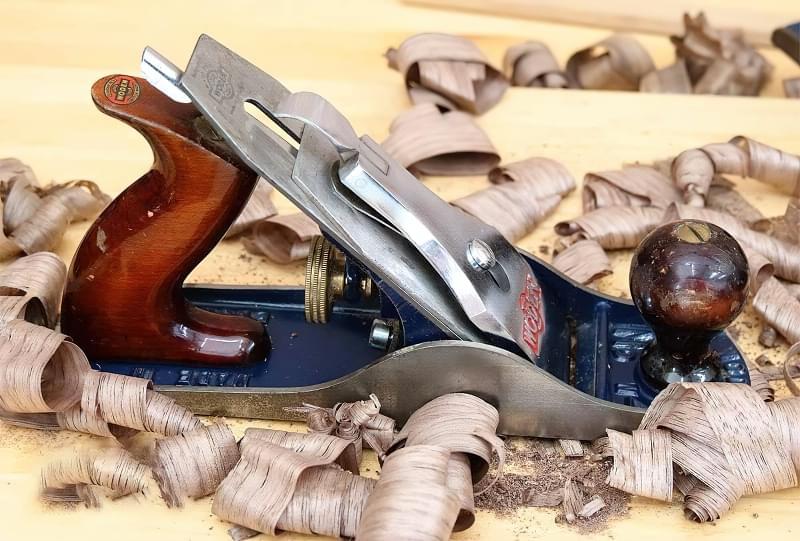 Шерхебель, рубанок, фуганок: особливості та відмінності інструментів 1