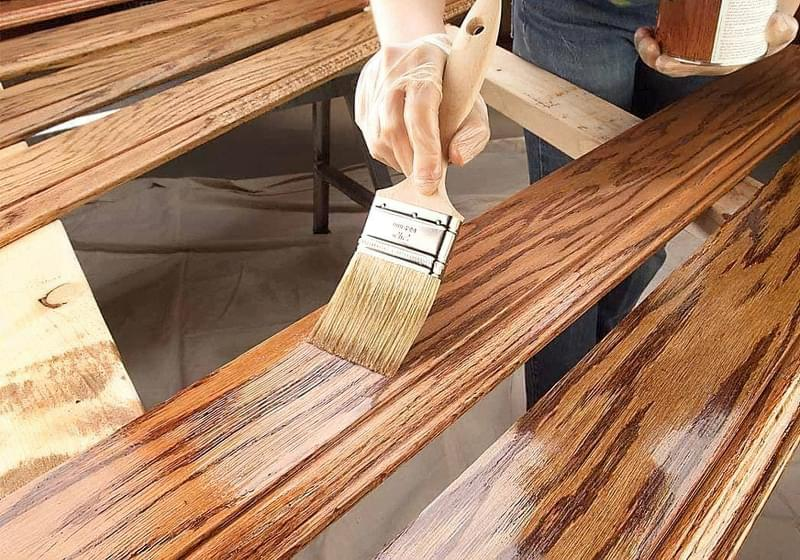 Безбарвні лаки для деревини: види і особливості застосування 2