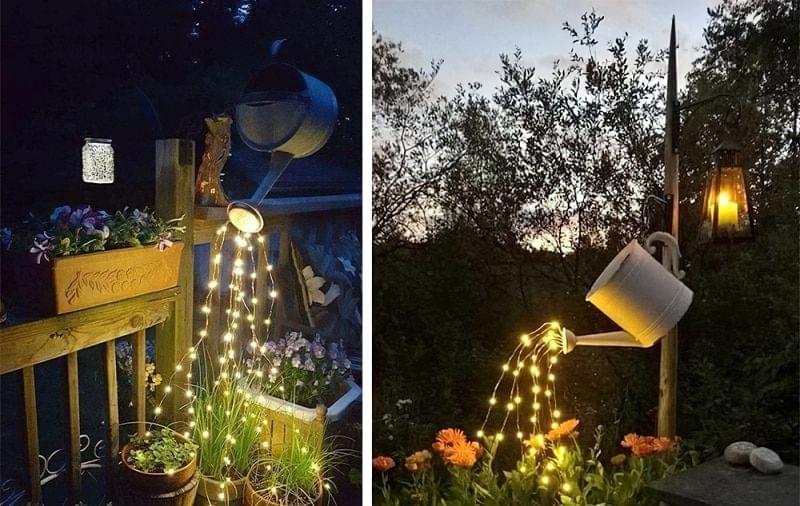 Креативні ідеї вуличного освітлення своїми руками 2