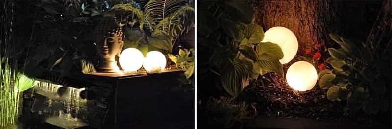 Креативні ідеї вуличного освітлення своїми руками 5
