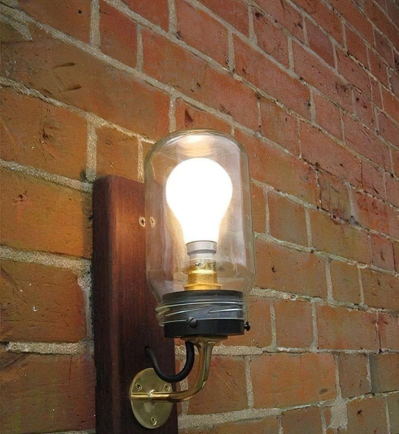 Креативні ідеї вуличного освітлення своїми руками 6