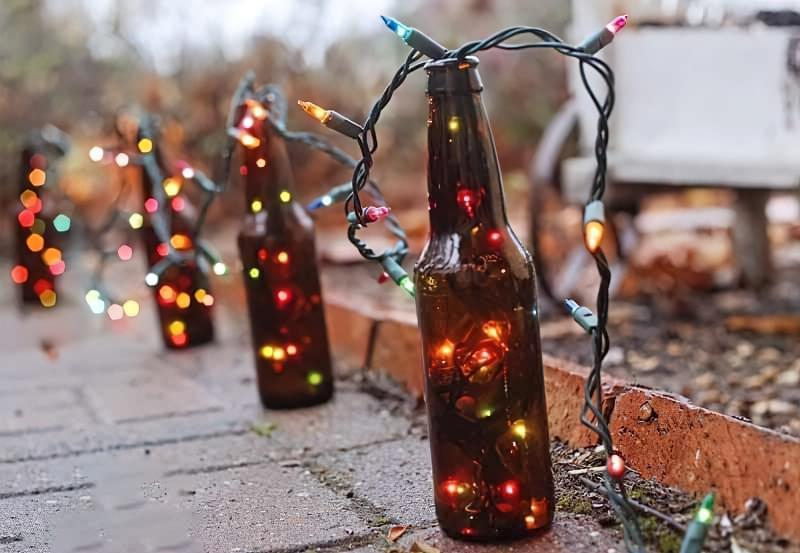 Креативні ідеї вуличного освітлення своїми руками 1