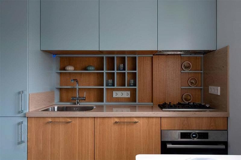 Кухонний фартух, як спосіб приховати що завгодно 2