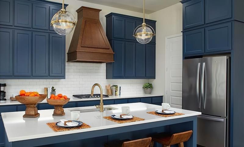 Модні відтінки кухонь 2020 2