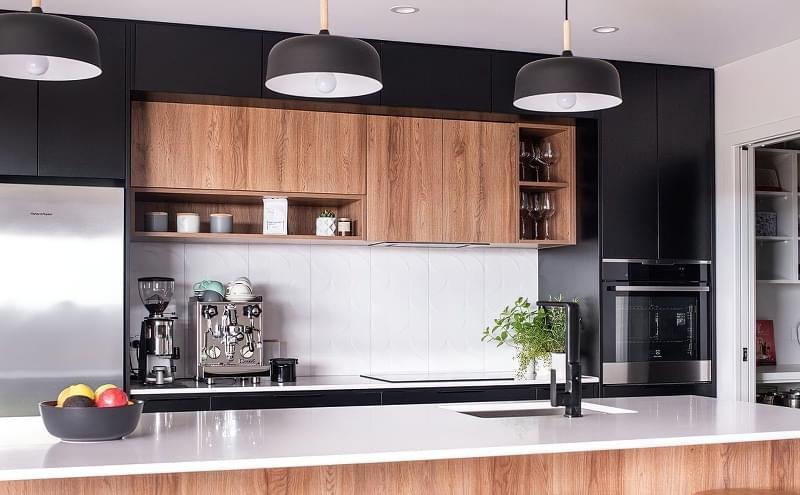 Модні відтінки кухонь 2020 4