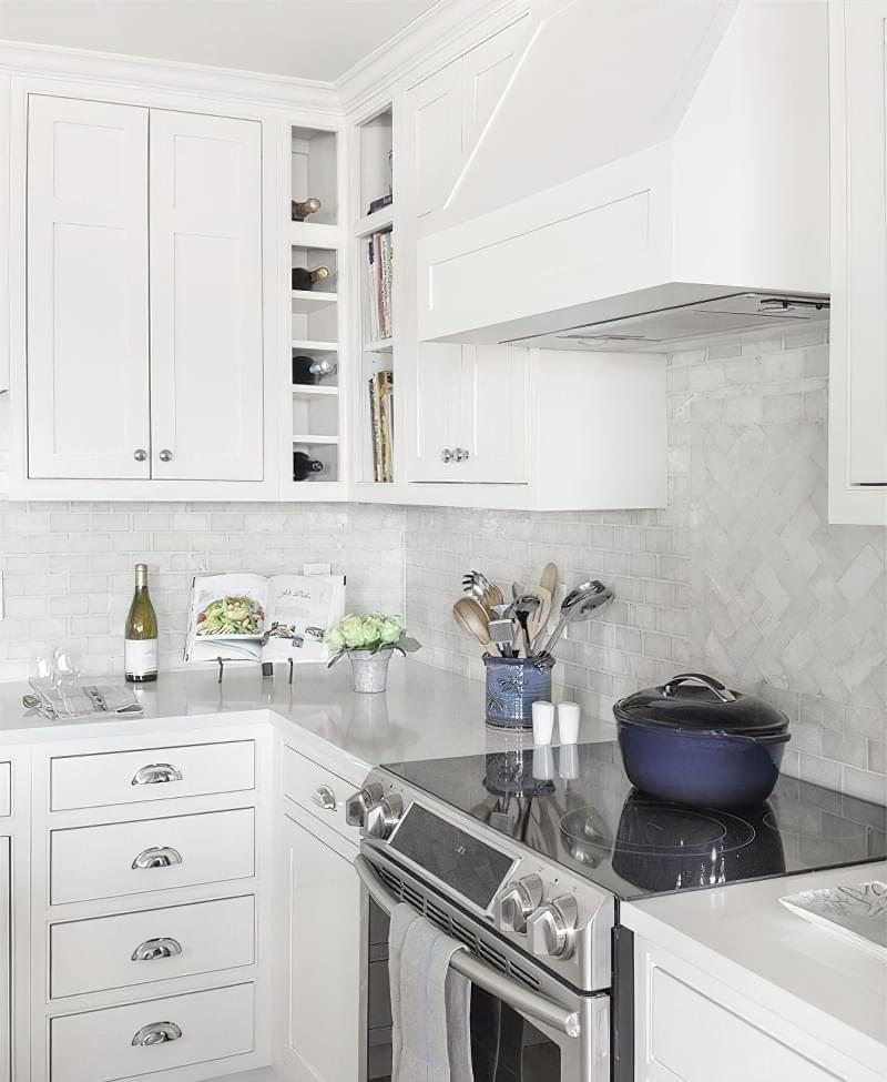 Модні відтінки кухонь 2020 6