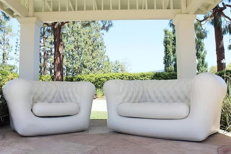 Переваги та недоліки надувних меблів 3