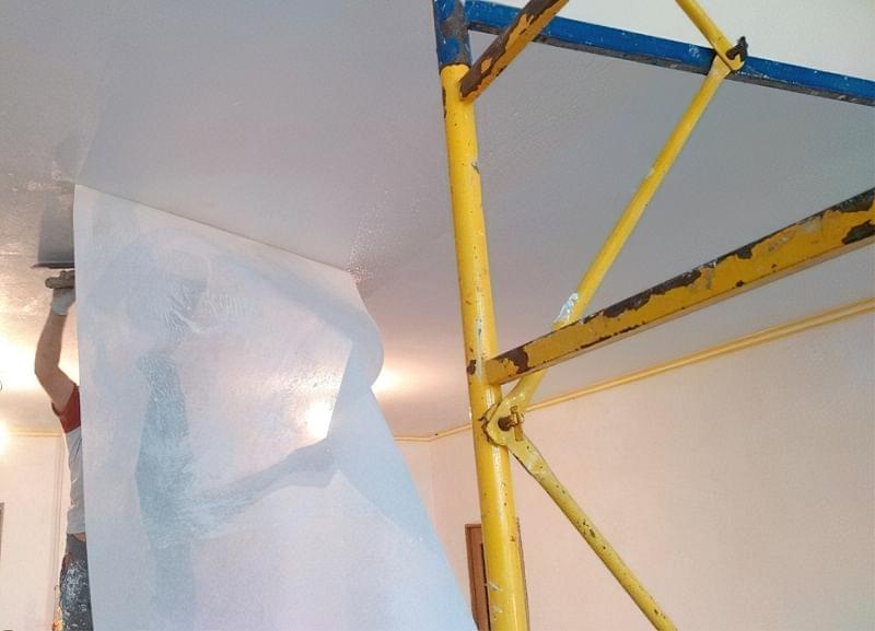 Переваги та недоліки використання склополотна під фарбування 3
