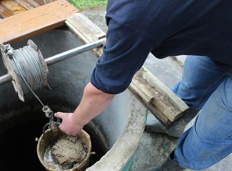 Пішла вода з колодязя: причини і рішення 3