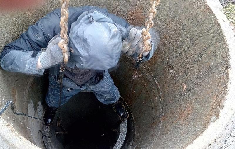 Пішла вода з колодязя: причини і рішення 5