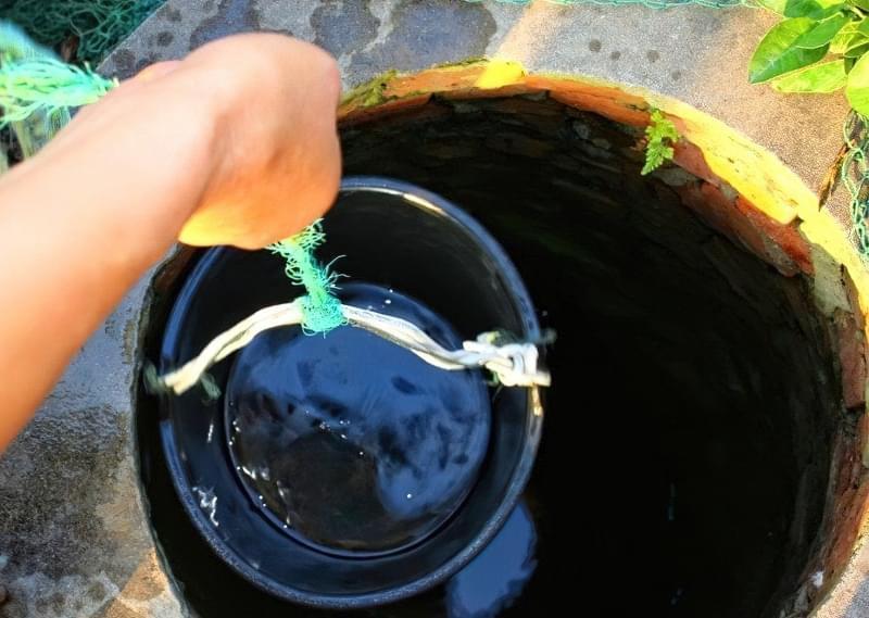Пішла вода з колодязя: причини і рішення 1
