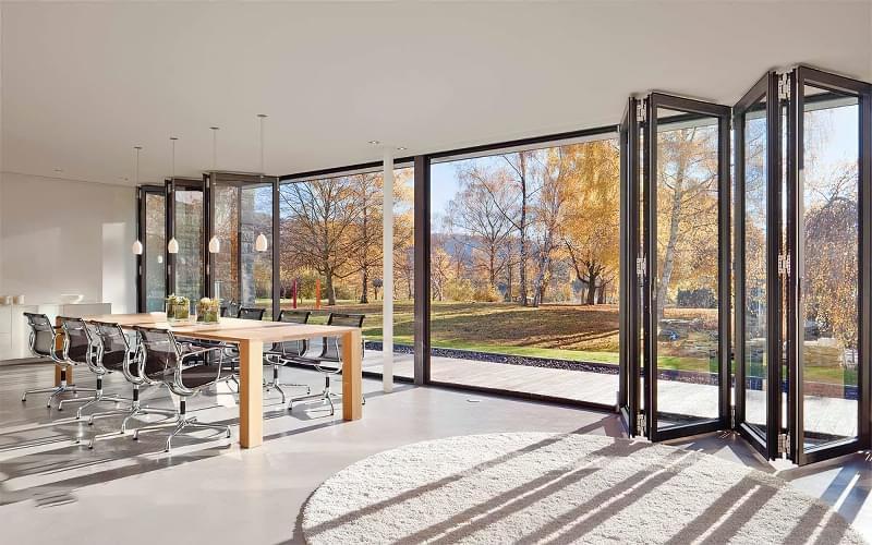 Портальні системи скління: різновиди та особливості 2