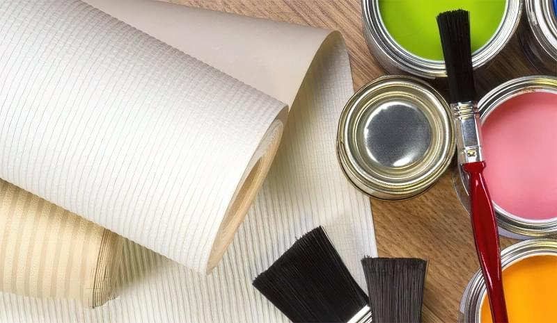 Шпалери чи фарба: в яких випадках вибір очевидний 1