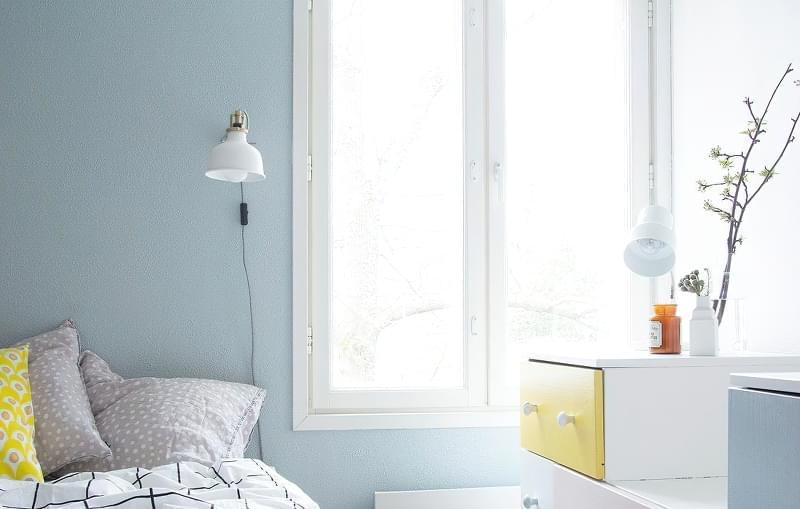 Вибираємо фарбу для стін: глянцева чи матова 2