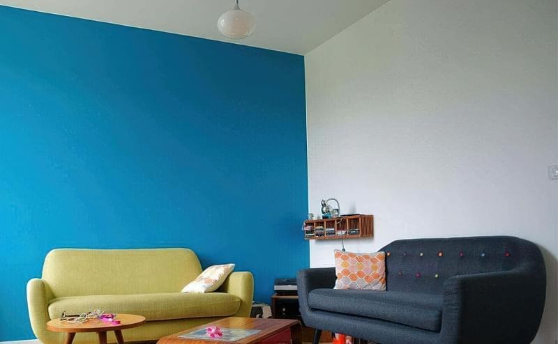 Вибираємо фарбу для стін: глянцева чи матова 4