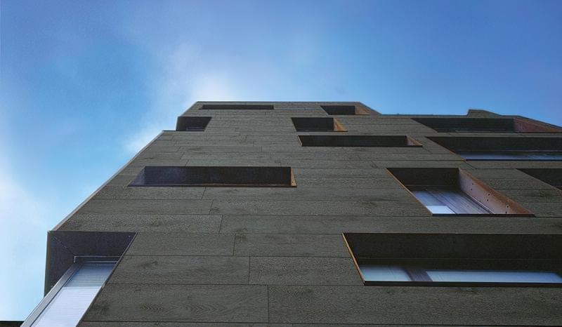 Керамограніт на фасаді: плюси, мінуси, особливості вибору 3