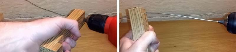 Прості способи вирівняти дріт в домашніх умовах 4