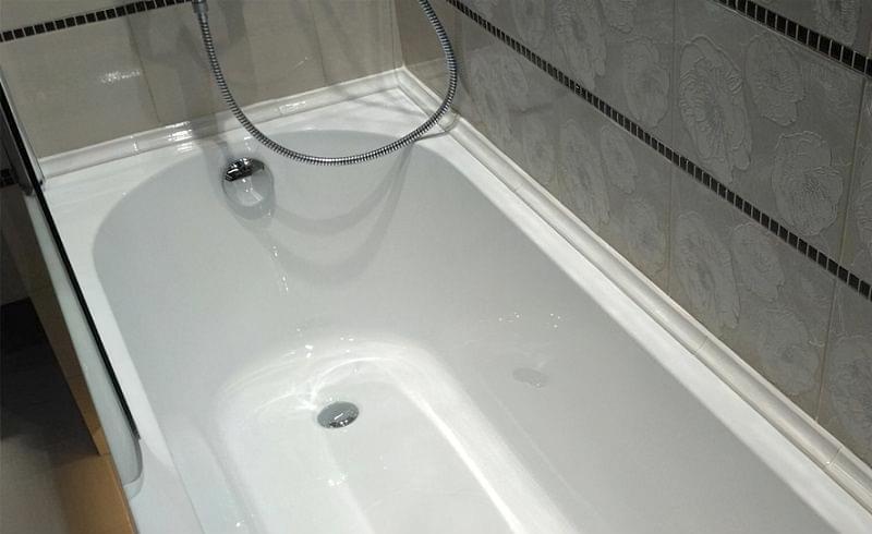 Бордюр для ванни: різновиди, плюси і мінуси 2