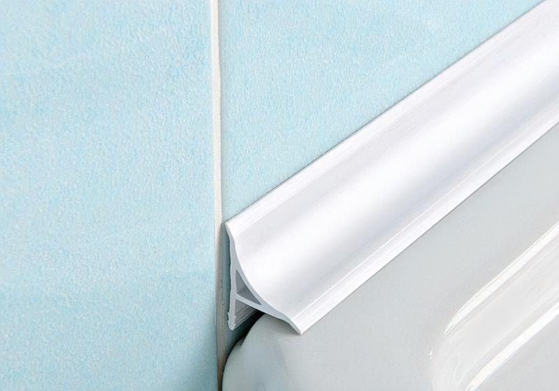 Бордюр для ванни: різновиди, плюси і мінуси 3