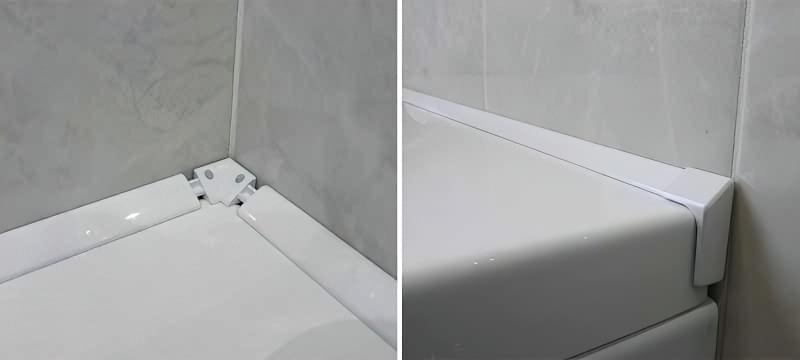 Бордюр для ванни: різновиди, плюси і мінуси 4