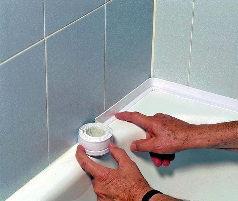 Бордюр для ванни: різновиди, плюси і мінуси 5