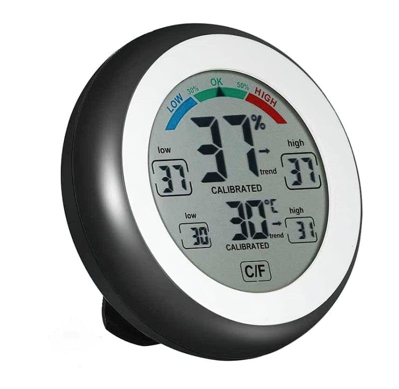 Термометр для лазні: особливості вибору 3