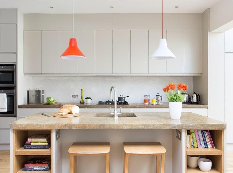 Вибираємо підвісні світильники для кухонного острова 2