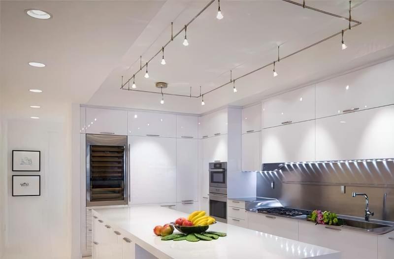 Вибираємо підвісні світильники для кухонного острова 5
