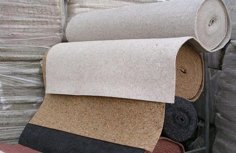 Вибираємо підкладку під лінолеум на бетонній підлозі 6