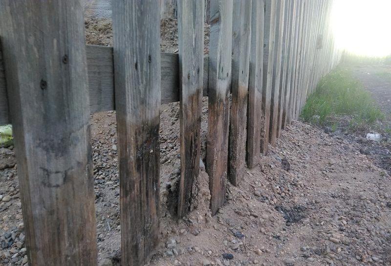 Головні помилки при будівництві паркану 1