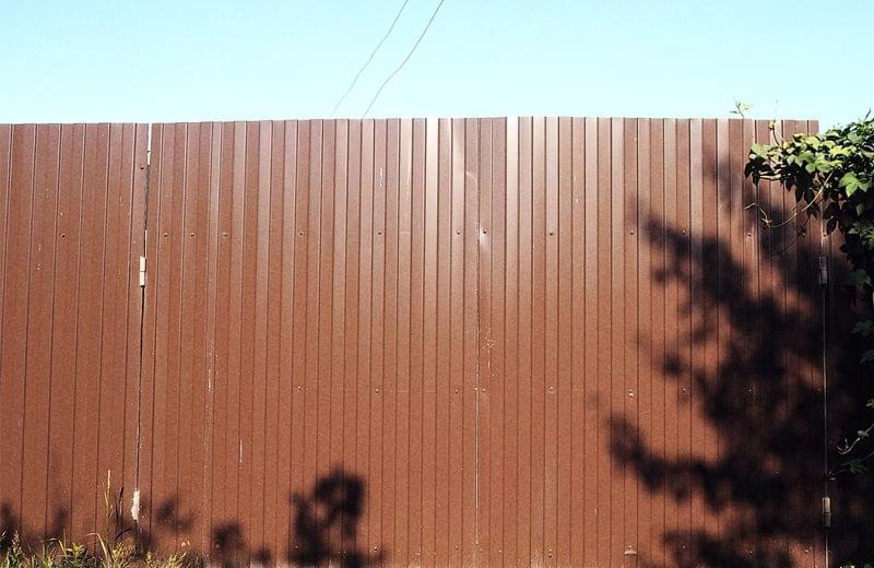 Головні помилки при будівництві паркану 2