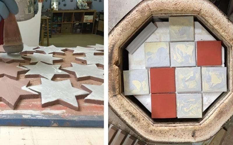 Як робити керамічну плитку своїми руками 5