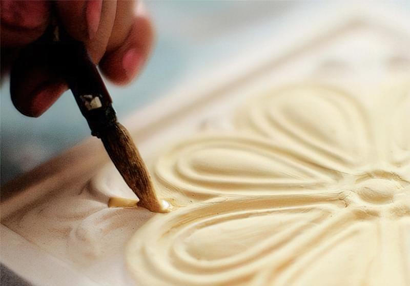 Як робити керамічну плитку своїми руками 7