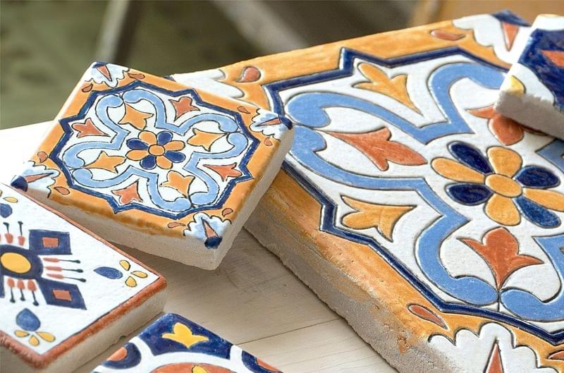 Як робити керамічну плитку своїми руками 1