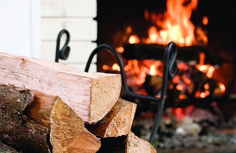 Вибираємо дрова для каміна 1