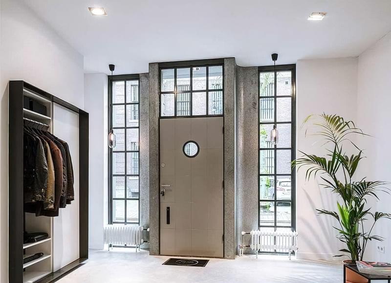 Двері в стилі лофт: фотопідбірка 2